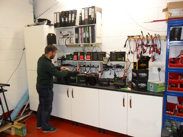 Golf Trolley Repairs Glasgow - Golf Trolley Works