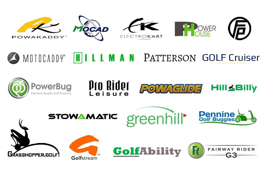 Golf Trolley Repairs & Spares - Golf Trolley Works